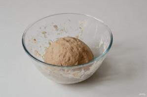 Гречневый хлеб в духовке - фото шаг 4