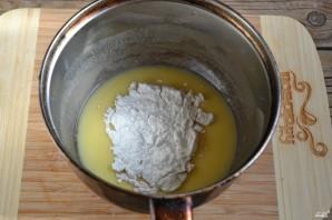 Запеканка из брокколи с сыром и яйцами - фото шаг 3