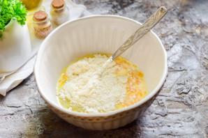 Адыгейский сыр в кляре