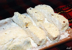 Сырники из кислого творога - фото шаг 3