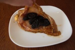 Мясо с черносливом в духовке - фото шаг 3