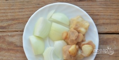 Вкусные канапе (простой рецепт) - фото шаг 3