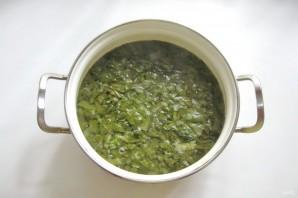 Холодный щавелевый суп - фото шаг 5