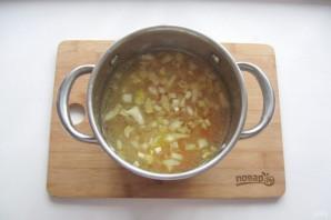 Узбекский суп - фото шаг 6