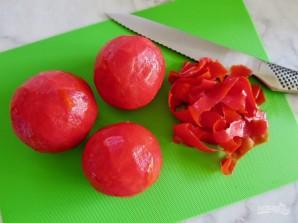 Слоеный тарт с помидорами - фото шаг 2