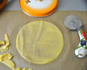 Медово-яблочный торт - фото шаг 14