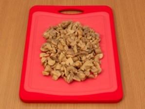 Салат из картофеля и грибов - фото шаг 3