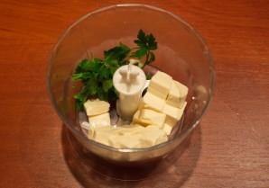 Закуска из плавленого сырка - фото шаг 2