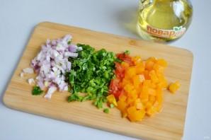 Мексиканский салат из кукурузы - фото шаг 5