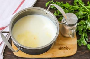 """Сыр """"Рикотта"""" из молока"""