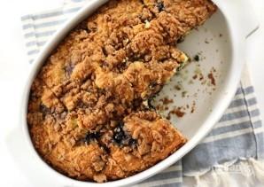 Сладкий пирог с черникой - фото шаг 9