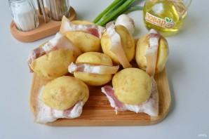 Запеченный картофель - фото шаг 3