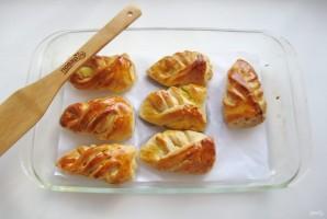 Ажурные булочки - фото шаг 12