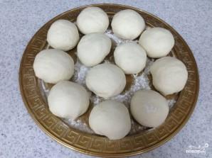 Сербский хлеб  - фото шаг 6