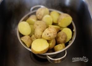 Картофельная запеканка из пюре - фото шаг 2