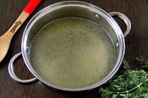 Летний овощной суп - фото шаг 2