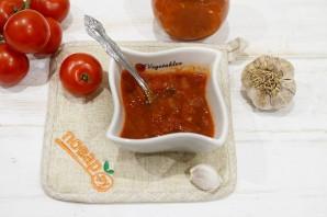 Домашний томатный соус на зиму - фото шаг 6