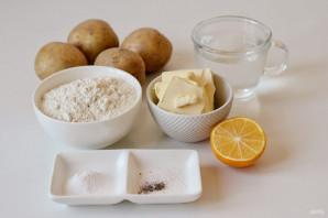 Пирожки с картошкой по-татарски - фото шаг 1