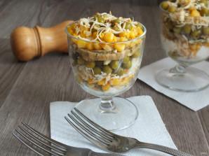 Салат из горошка и кукурузы - фото шаг 9