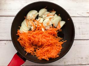 Запеканка с фаршем, капустой и картофелем - фото шаг 2
