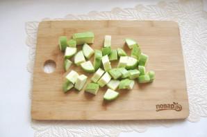 Лечо из кабачков и перцев с томатной пастой - фото шаг 5