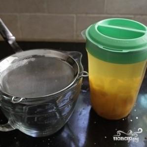 Домашний лимончелло - фото шаг 7