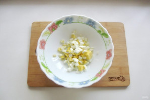 Салат с картошкой и ветчиной - фото шаг 2