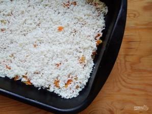 Куриные голени с рисом в духовке - фото шаг 6