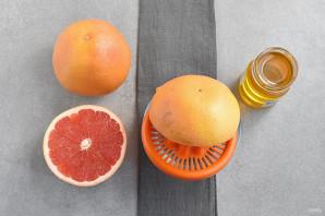 Грейпфрутовый сок - фото шаг 2