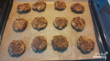 Печенье из льняной муки - фото шаг 3