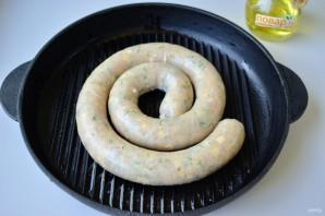 Куриные колбаски с сыром для гриля - фото шаг 10
