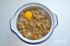 Котлеты из риса и грибов - фото шаг 11