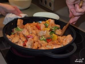 Рыба по-китайски в кисло-сладком соусе - фото шаг 7