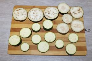 Кабачки и баклажаны на гриле - фото шаг 2