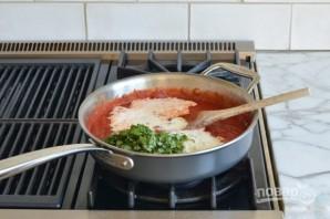 Итальянская макаронная запеканка - фото шаг 6