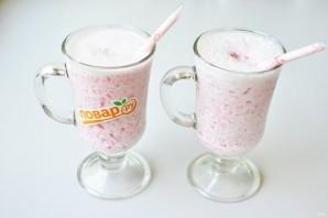 "Молочный коктейль ""Мозайка"" - фото шаг 4"