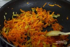 Салат с фасолью и шампиньонами - фото шаг 3