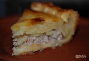 Мясной пирог с барбарисом - фото шаг 8