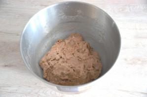 Льняной хлеб на закваске - фото шаг 8