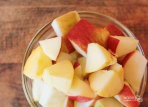 Заготовка из яблок на зиму - фото шаг 1