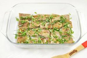 Баклажаны с мясом и овощами - фото шаг 8