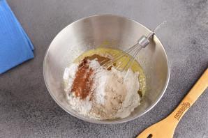 Кекс из амарантовой муки