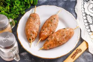 Люля-кебаб из баранины и курицы - фото шаг 6
