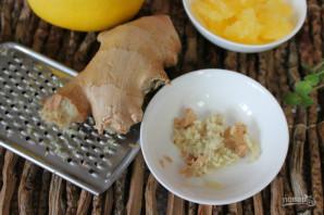 Чай с имбирем и корицей для похудения - фото шаг 4