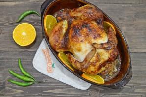 Курица в апельсиновом маринаде - фото шаг 7