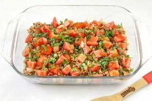 Баклажаны с мясом и овощами - фото шаг 10