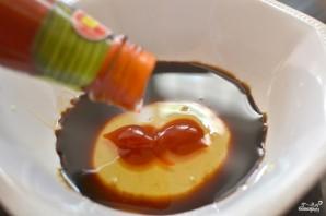 Крылышки в медовом соусе - фото шаг 3