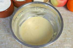 Бисквитное фруктовое пирожное - фото шаг 3