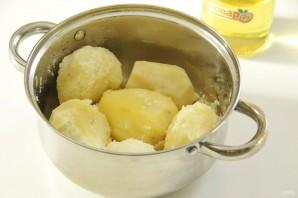 Медальоны с картофелем - фото шаг 2