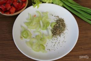 Овощной суп для диабетиков - фото шаг 5